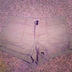 Pants - Khaki Shorts * LAST CHANCE *
